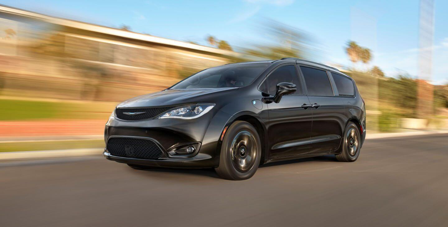 Get to Know the 2020 Chrysler Pacifica Near Cerritos CA