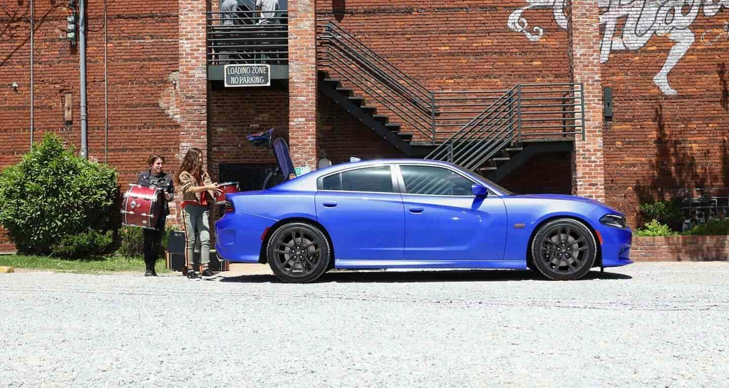 Get to Know the 2020 Dodge Charger Near Anaheim CA