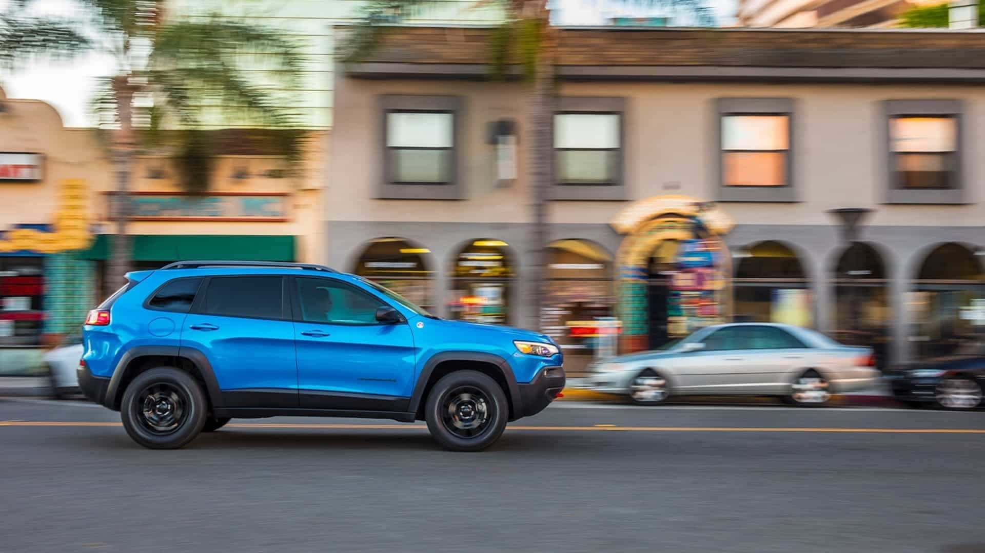Get to Know the 2020 Jeep Cherokee Near Downey CA