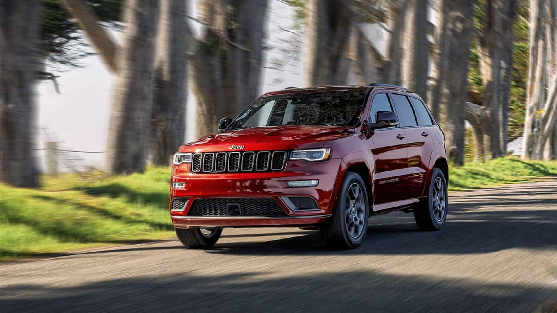 Get to Know the 2020 Jeep Grand Cherokee Near West Covina CA