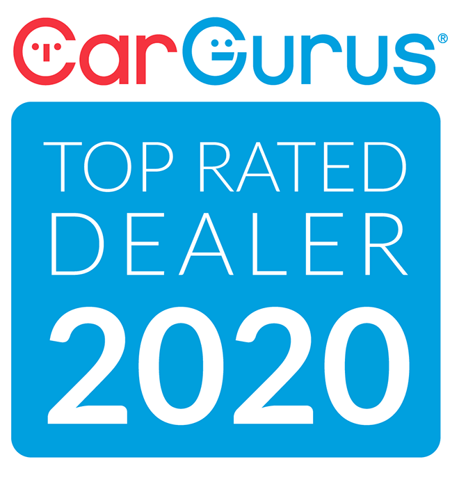 Top Rated Dealer 2020