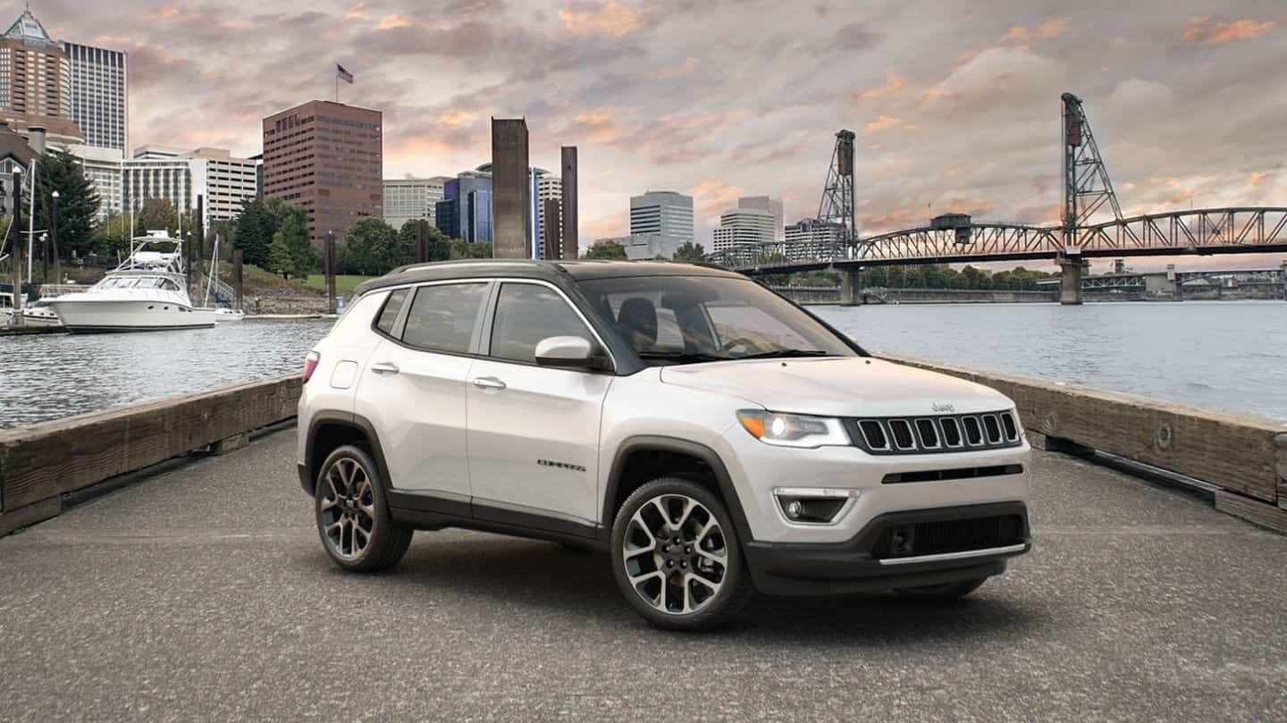 Purchase a SUV Online 2020 Jeep Compass Near Cerritos CA