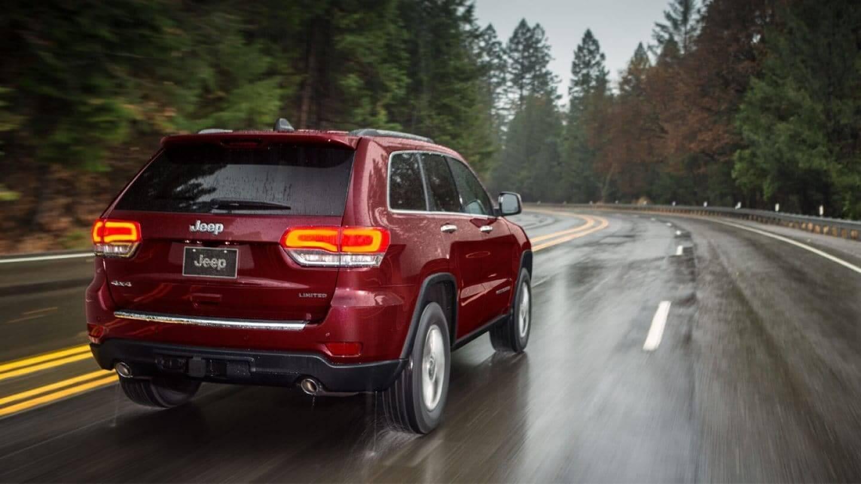 Buy a SUV Online 2020 Jeep Grand Cherokee Near Anaheim CA