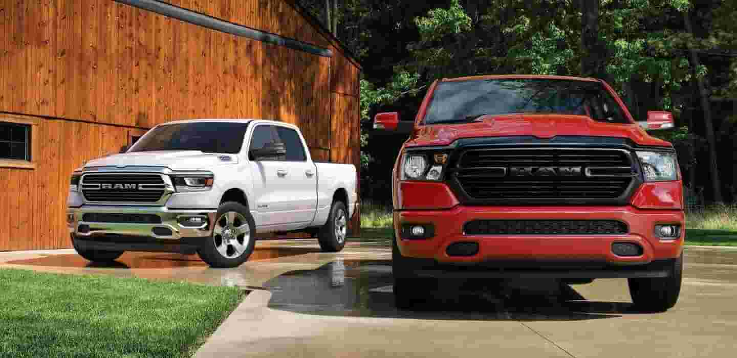 Purchase a Truck Online 2020 RAM 1500 Near Cerritos CA