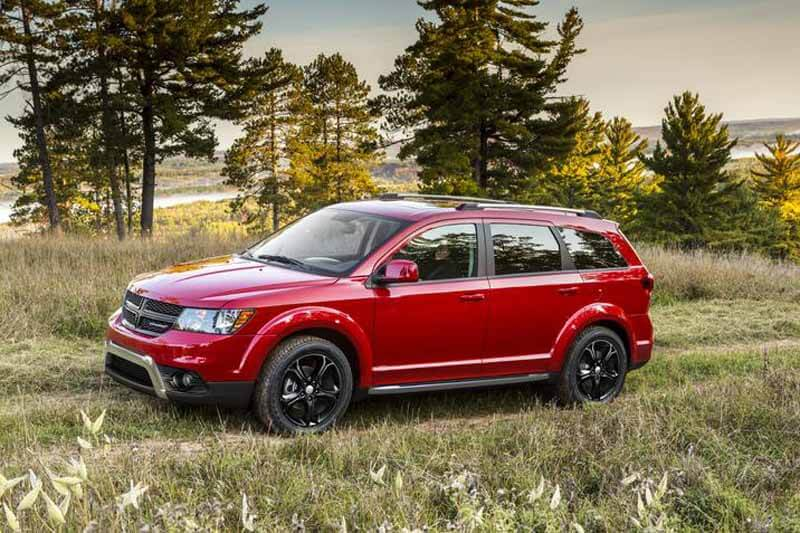 Experience the comfortable drive of the 2020 Dodge Journey in City of Industry CA