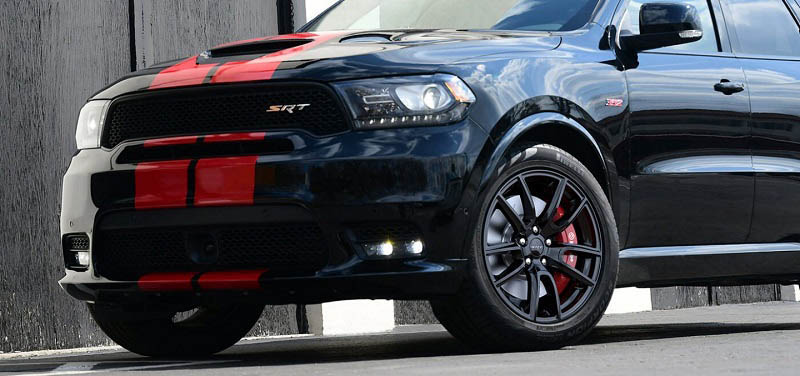Check out the stylish 2020 Dodge Durango in Industry CA