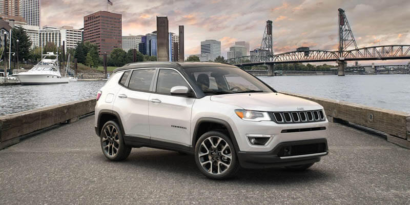 Explore the flexible 2020 Jeep Compass in City of Industry CA