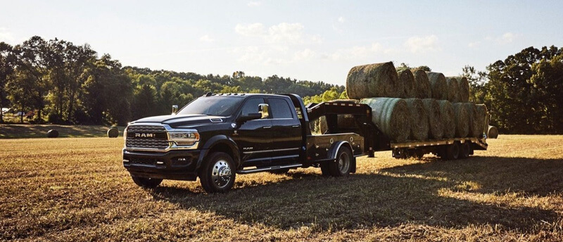 The 2020 Ram Chassis Cab gets the job done in Industry CA