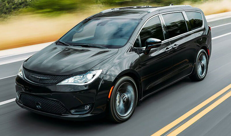 Puente Hills Chrysler - The 2020 Chrysler Pacifica Hybrid is one of the most efficient minivans near Cerritos CA