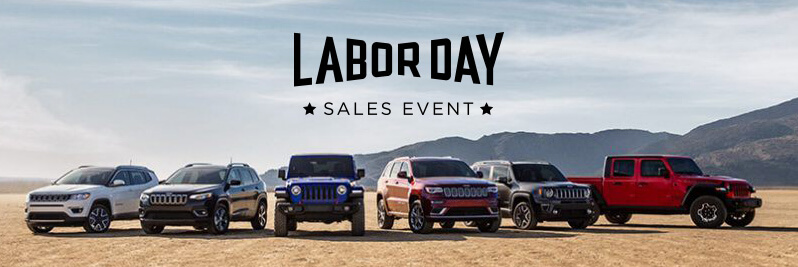 Puente Hills Jeep - Jeep Labor Day Sales Event near Anaheim CA