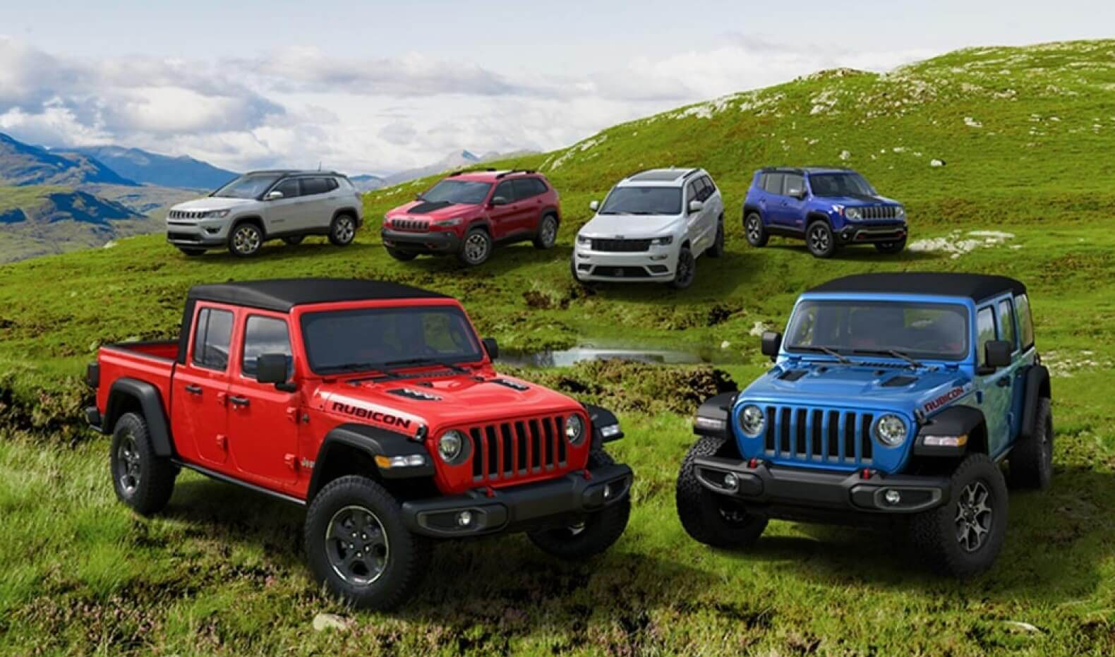 Puente Hills Jeep - Jeep Adventure Days near Anaheim CA