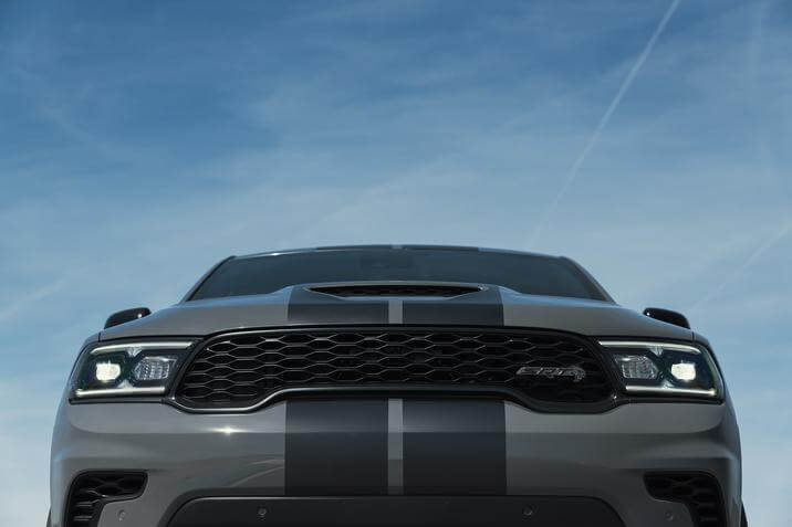 Puente Hills Dodge - City of Industry News - 2021 Dodge Charger SRT® HELLCAT WIDEBODY