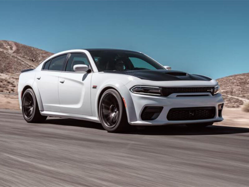 Puente Hills Dodge - The 2021 Dodge Charger is impressive near Alhambra CA