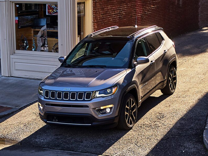 Puente Hills Jeep - The 2021 Jeep Compass is designed to protect near West Covina CA