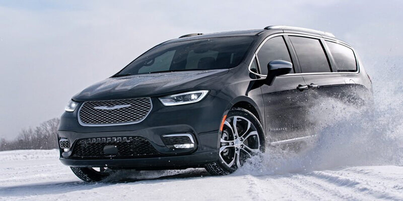 Puente Hills Chrysler - Discover the features of the 2021 Chrysler Pacifica near Downey CA