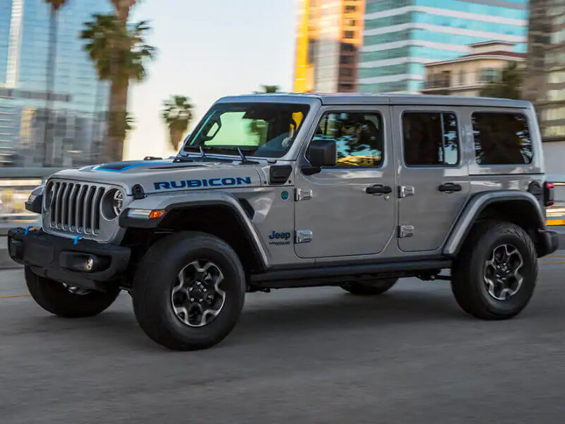 Puente Hills Jeep - 2021 Jeep Wrangler 4xe tax credits and rebates City of Industry