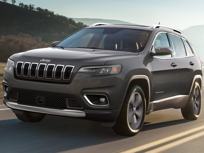 Puente Hills Jeep - The 2021 Jeep Cherokee is built for off-road thrills near West Covina CA