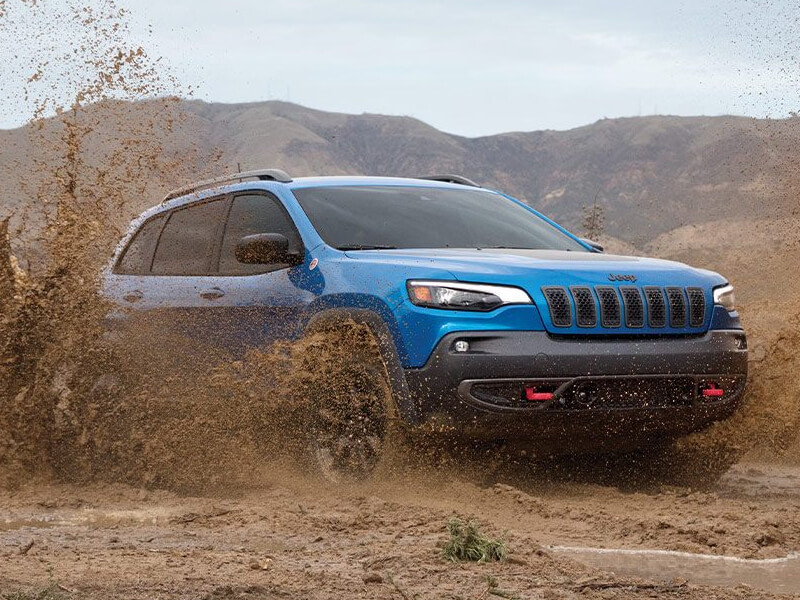 Puente Hills Jeep - The 2021 Jeep Cherokee offers more safety and security features near Alhambra CA