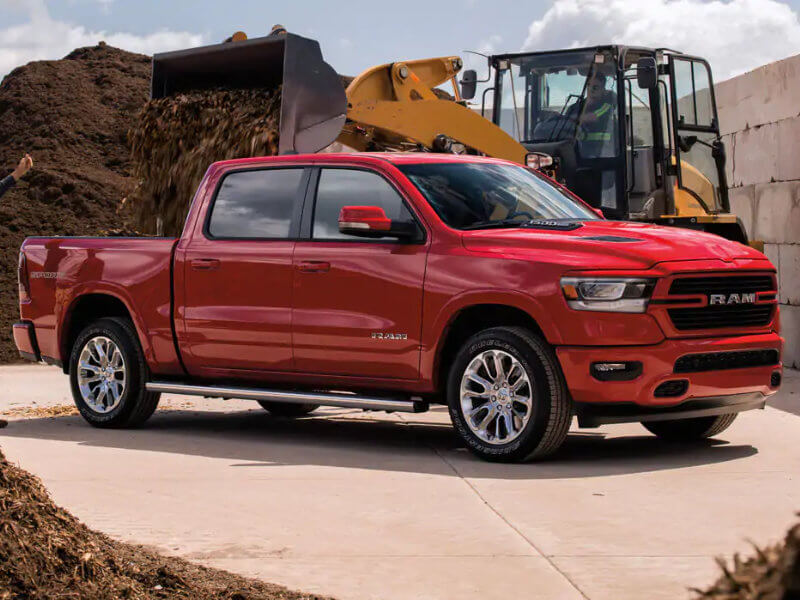 Puente Hills Ram - Ram Fourth of July Sales Event in City of Industry CA