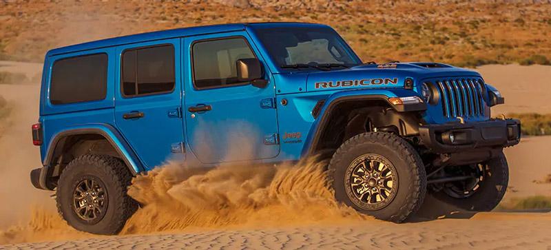 Puente Hills Jeep - The 2021 Jeep Wrangler has some big updates near Anaheim CA