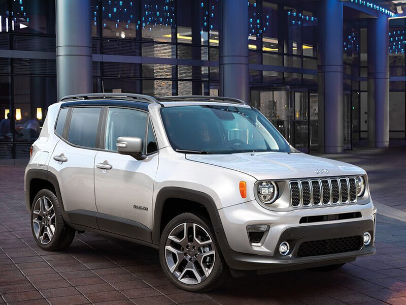 Puente Hills Jeep - Jeep repair is available near Alhambra CA