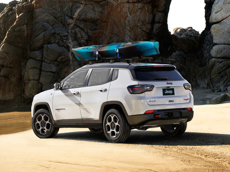 Puente Hills Jeep - The 2022 Jeep Compass is ready for adventure near Cerritos CA