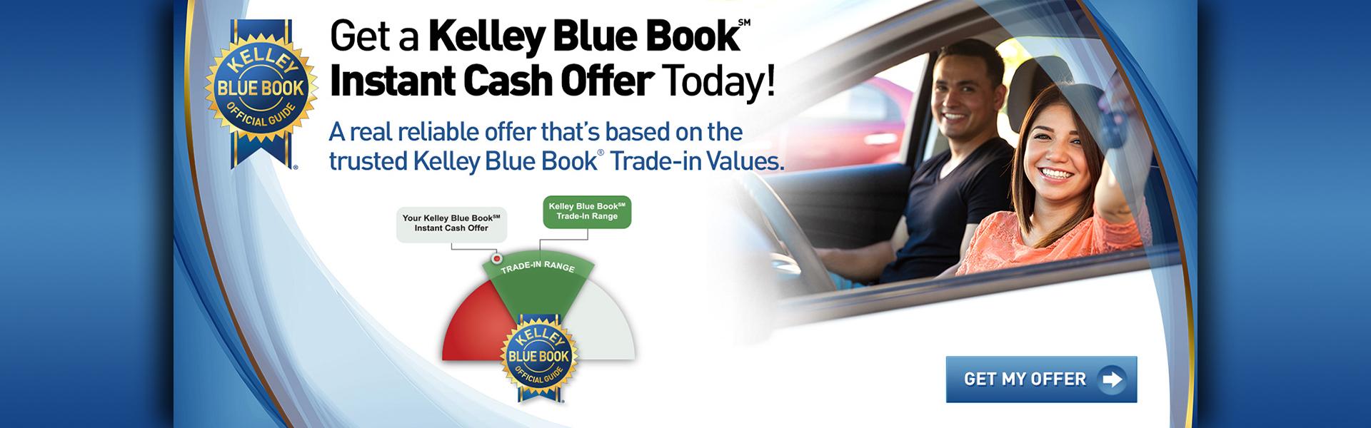 KBB Cash Instant Offer