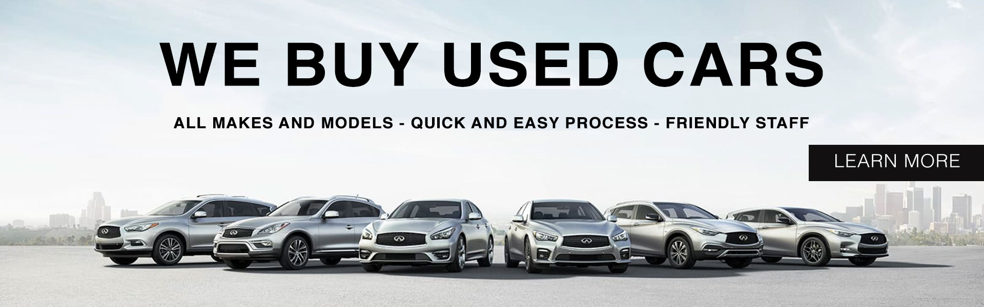 Used Cars Banner