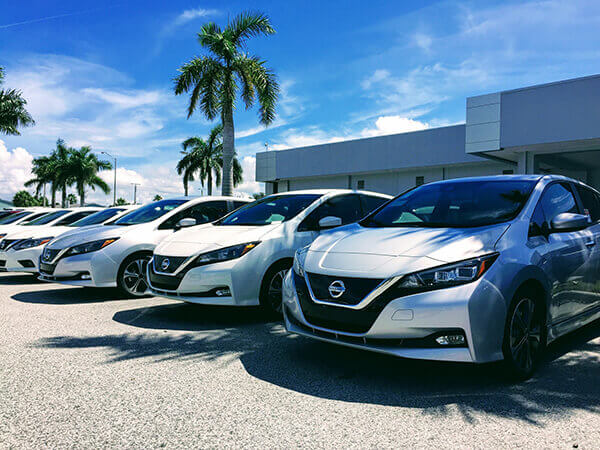 Electric Vehicles at Nissan of Van Nuys