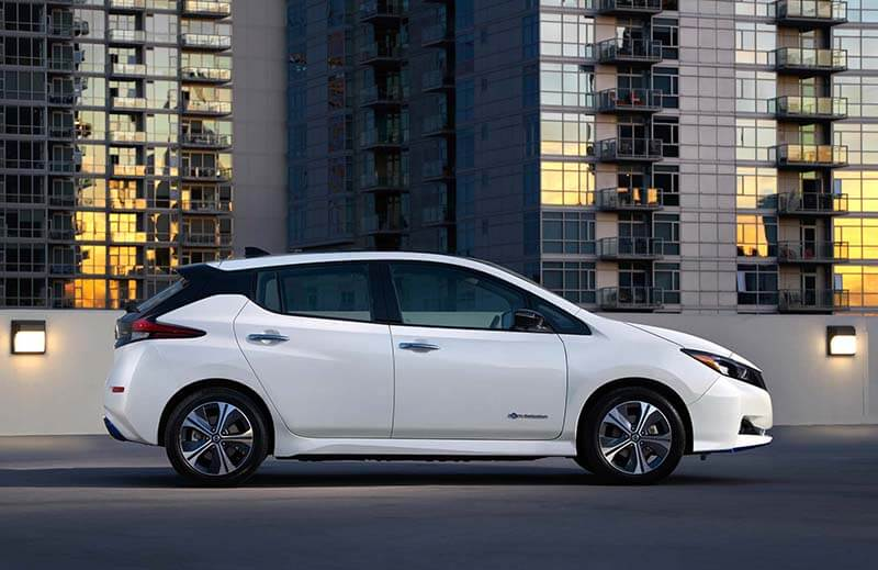 Nissan Leaf Plus at Nissan of Van Nuys