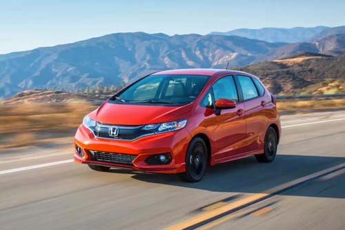 Honda Fit at Nissan of Van Nuys
