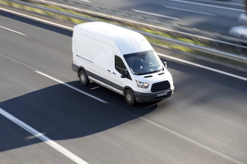 Nissan NV Cargo Van at Nissan of Van Nuys