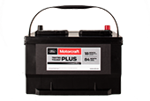 MOTORCRAFT® TESTED TOUGH® MAX BATTERIES STARTING AT $129.95 MSRP*