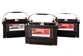 Get a $20 rebate by mail on Motorcraft® Tested Tough® PLUS and MAX Batteries.*