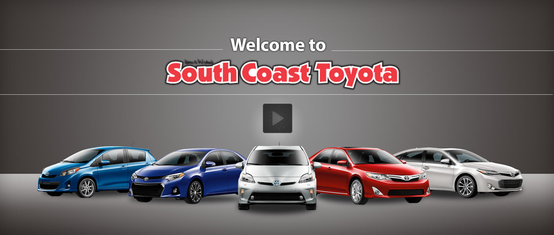 Welcome to South Coast Toyota