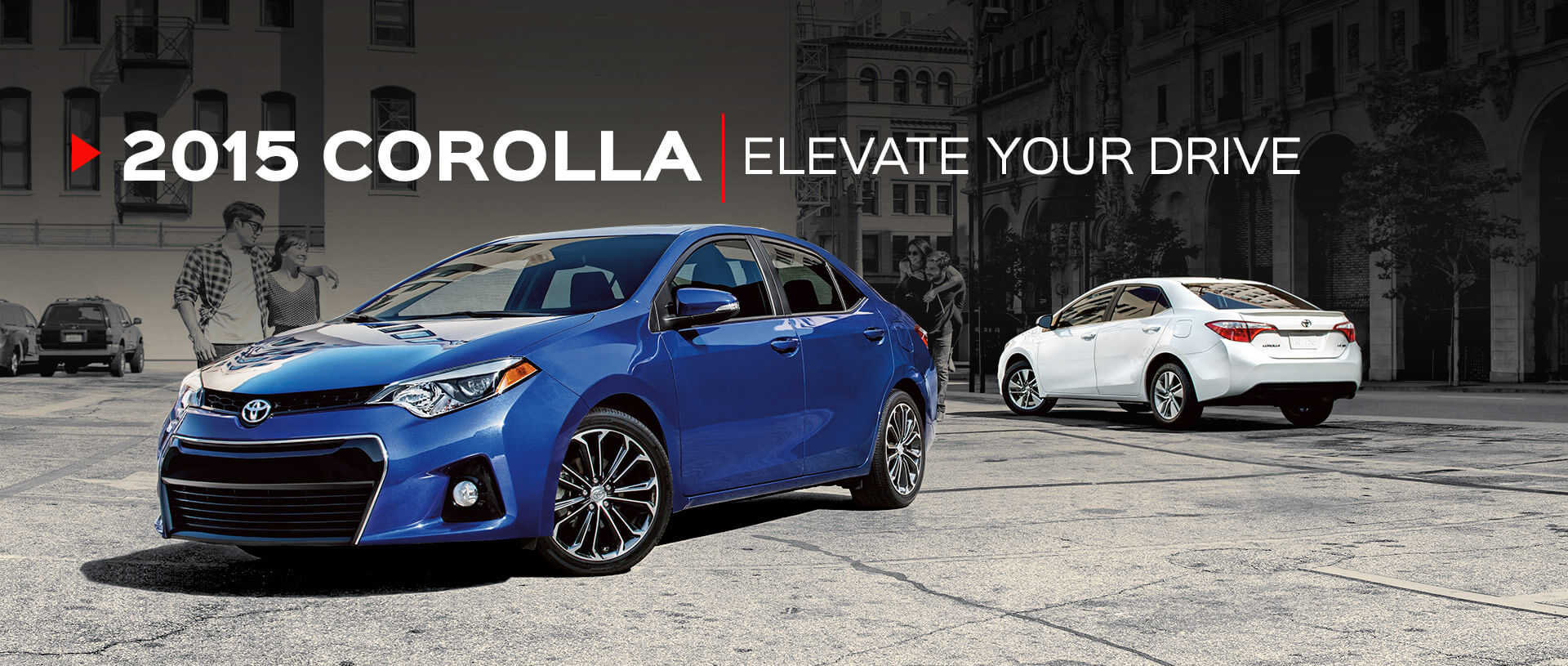 Corolla - Canned Banner