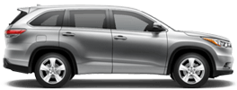 Toyota Highlander Serving Garden Grove