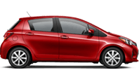 Toyota Yaris Serving Garden Grove