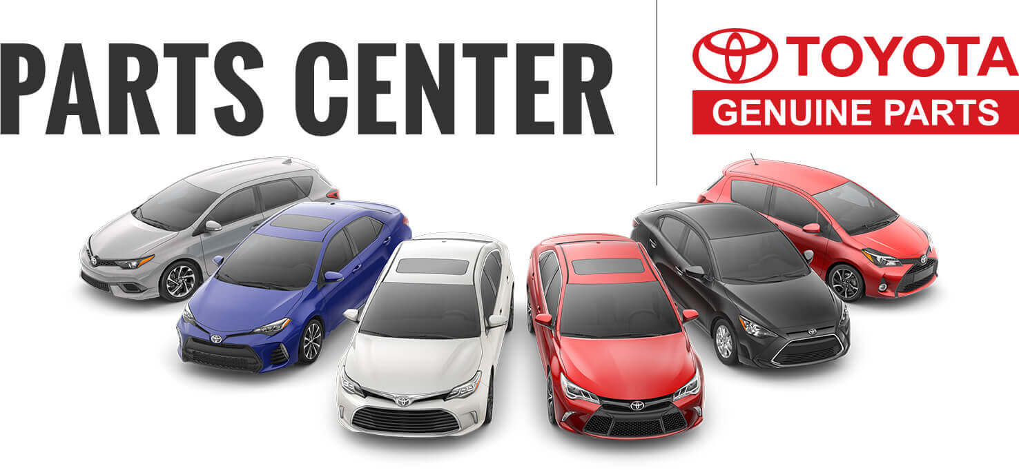 Visit the South Parts Center for Genuine Toyota Vehicle Parts