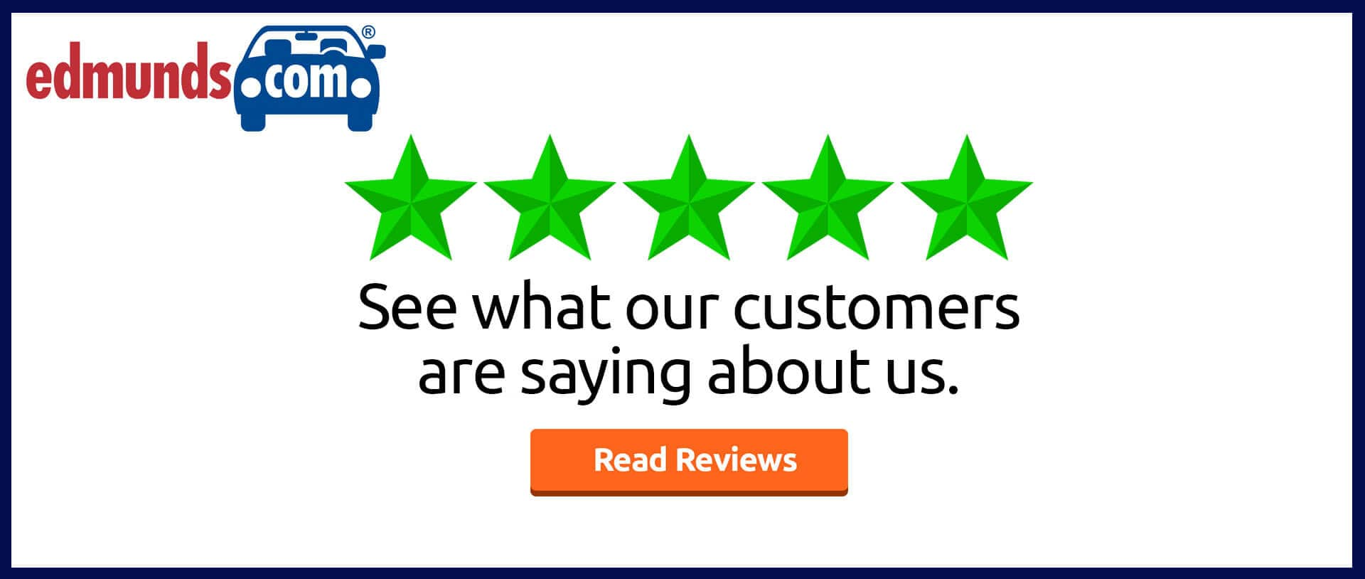 Read Edmunds Reviews