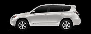 Shop New Toyota Rav4 EV