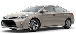 South Coast Toyota Avalon Hybrid