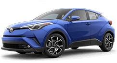 South Coast Toyota CHR