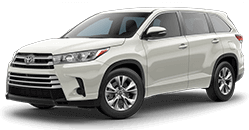 South Coast Toyota Highlander