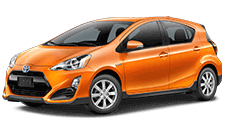 South Coast Toyota Prius C