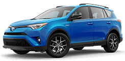 South Coast Toyota RAV4 Hybrid