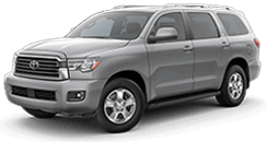 South Coast Toyota Sequoia