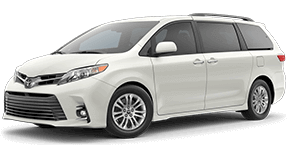 South Coast Toyota Sienna
