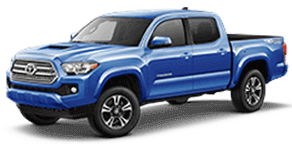South Coast Toyota Tacoma