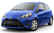 South Coast Toyota Yaris